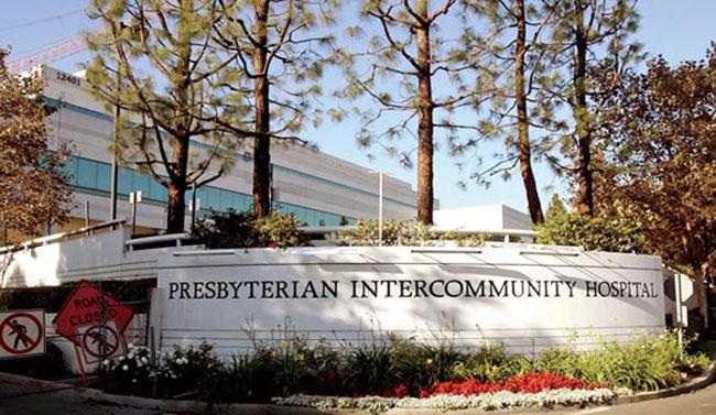 长老教会医院 Presbyterian Intercommunity Hospital and Medical Center